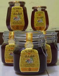 Madu Arab Ashifa